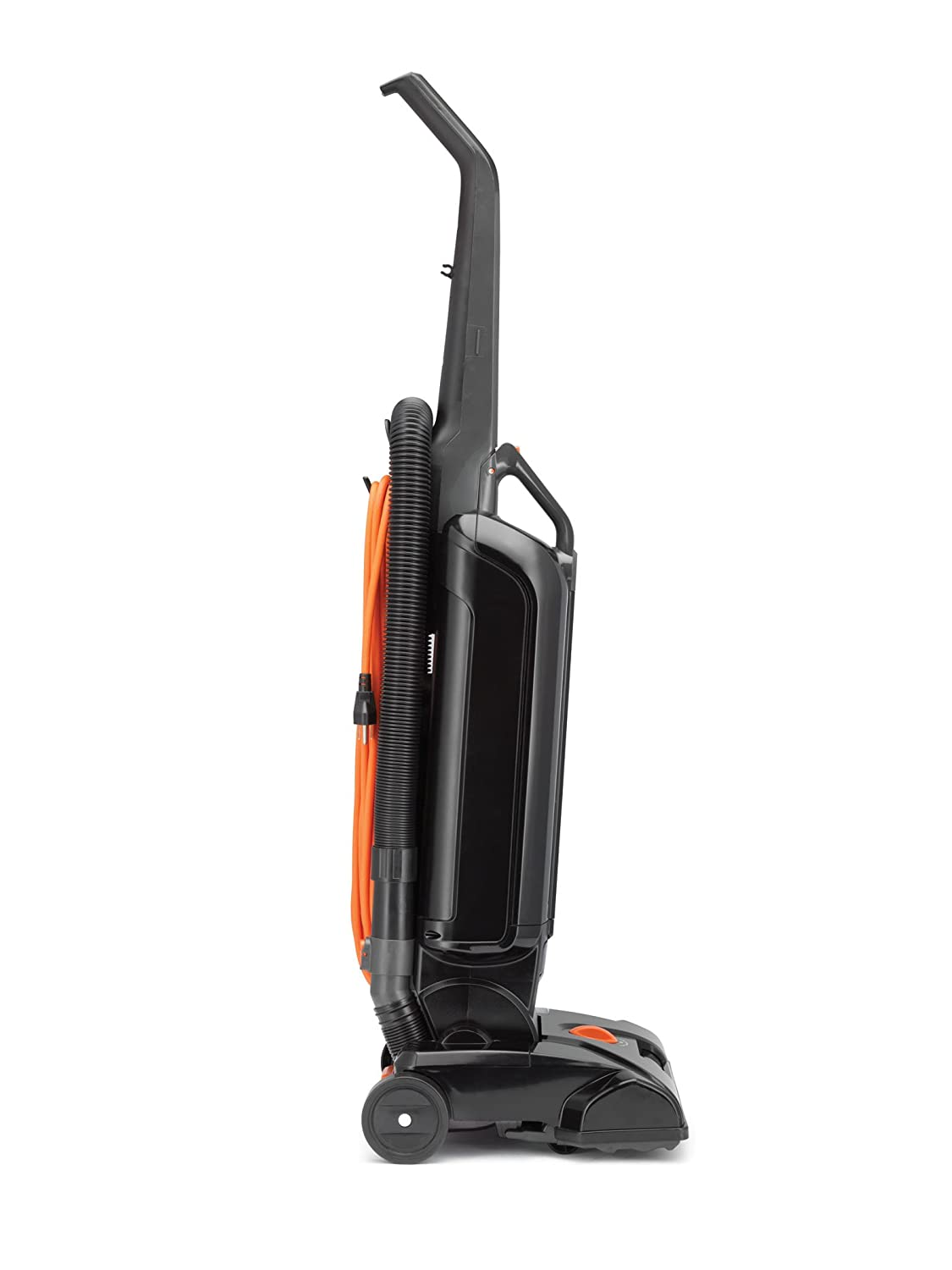 13-Inch Hoover Commercial CH53005 TaskVac Hard-Bagged Lightweight Upright Vacuum