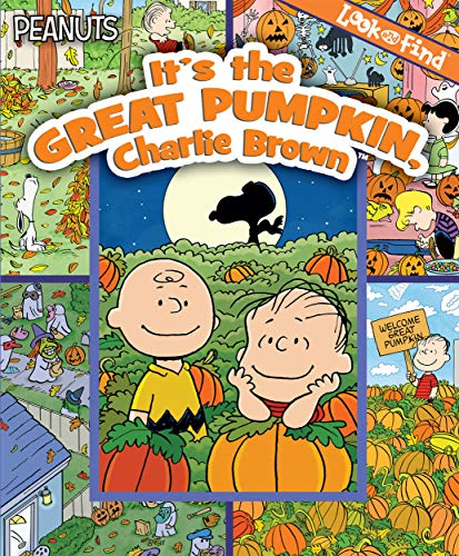 Halloween Reading Activities 2nd Grade (Peanuts - It's the Great Pumpkin, Charlie Brown Look and FInd - PI)