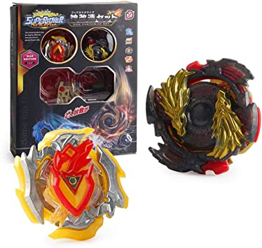 CX TECH Beyblade Spinning Gyro Game Toy Bey Battle Gyro Super Role ...