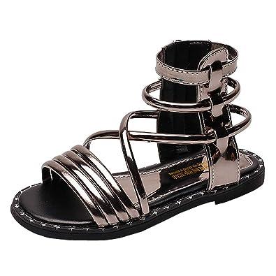 98bca46cbb6cb Amazon.com | Baby Girl Boy Baby Kids Fashion Roman Shoes Children ...