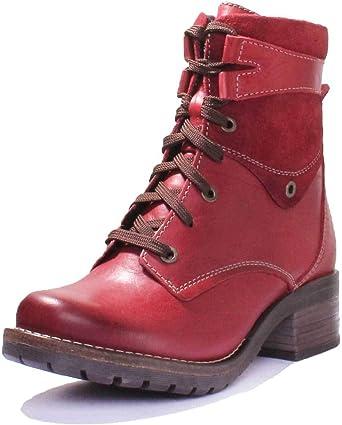 Dromedaris Women's Kara Boots Red