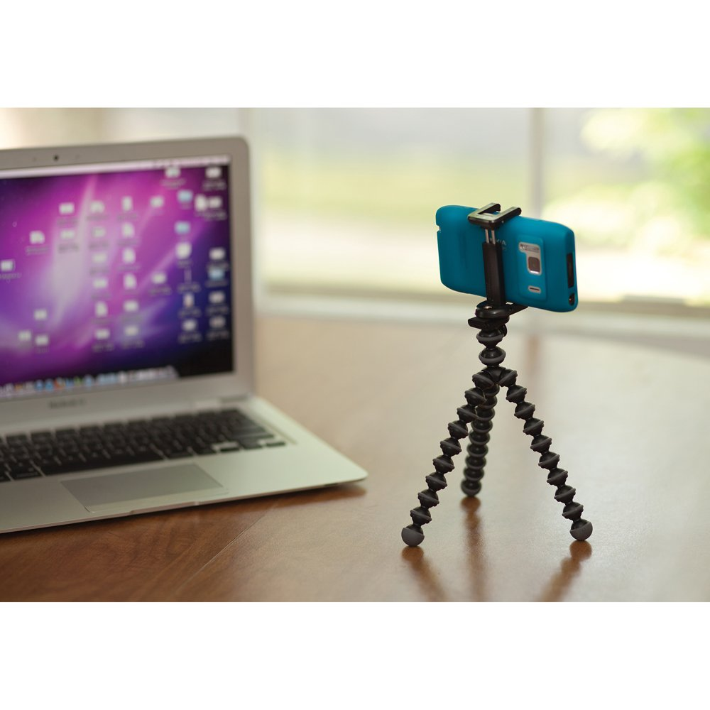 Joby Griptight Gorillapod Stand Flexible Universal Small Smartphone For Smartphones Including Iphone 6 7 And 8 Tripods