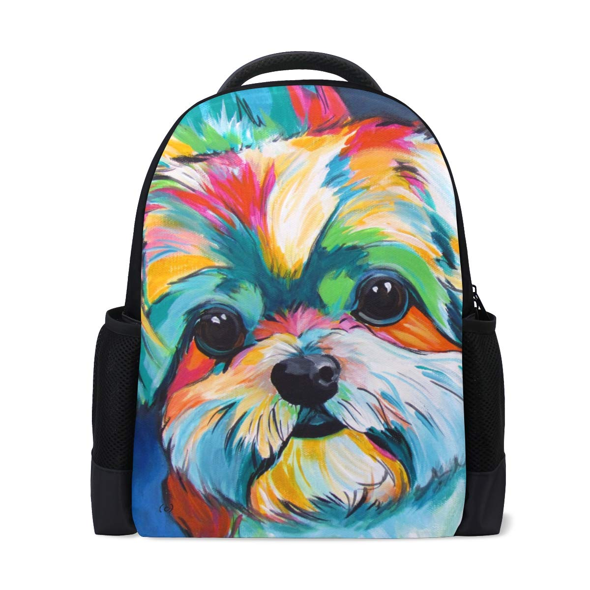 Amazon.com  Most Durable Lightweight Travel Water Resistant School Computer  Backpack 4-Chihuahua-Dean-Russo Large Resistant Bookbag  Computers    Accessories 9534a42f642ab