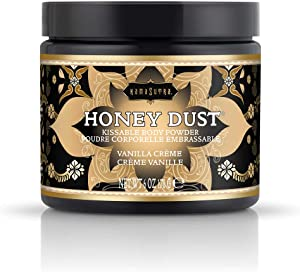 Kama Sutra Honey Dust Vanilla Crème, 6 Oz