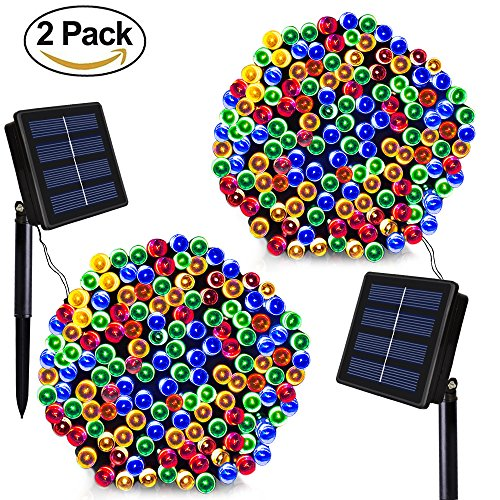 Solarmks Multi color Christmas Decorative Waterproof product image