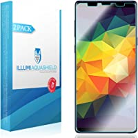 2-Pack ILLUMI AquaShield Clear Screen Protector For Samsung Galaxy Note 9 (Compatible w/ Cases)