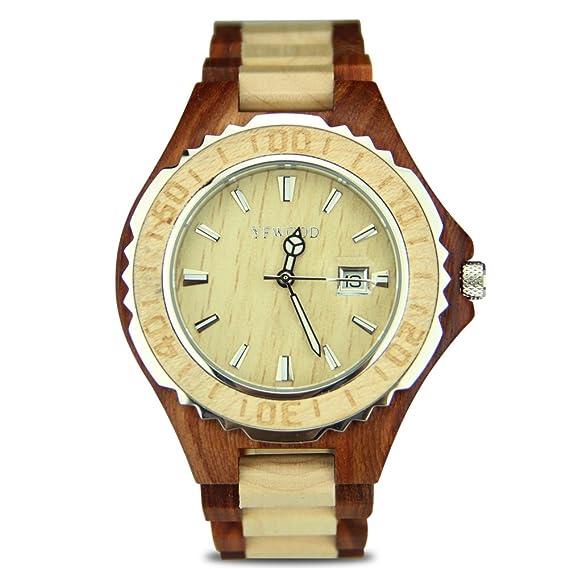 Reloj - YF-WOOD - Para - YZS-W100B