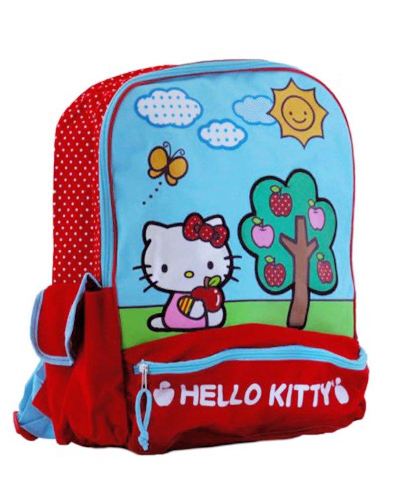 60437a4acf Sanrio Sac à Dos Enfant Hello Kitty dEcole Primaire pour Fille 40x30cm Sacs  à dos enfant