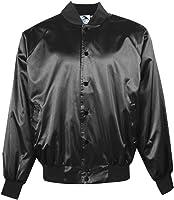 Amazon.com : Augusta Sportswear Men&39s Satin Baseball Jacket