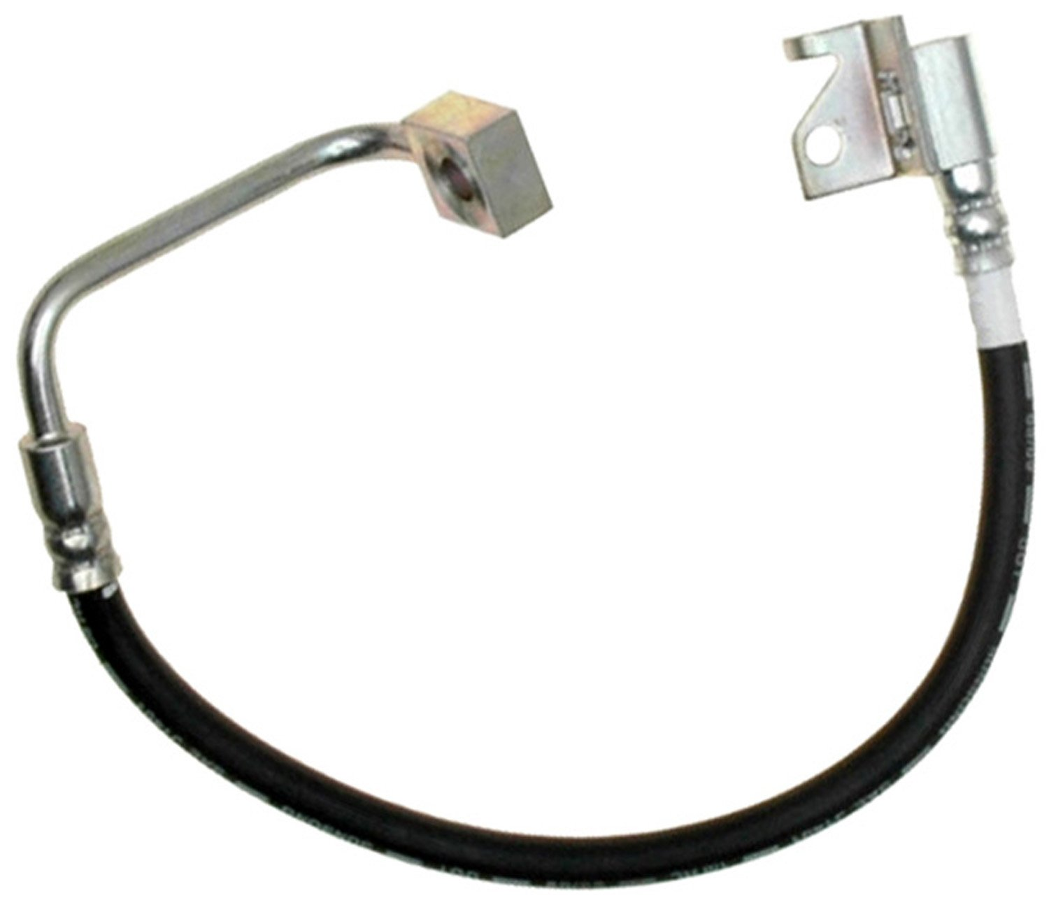 ACDelco 18J4127 Professional Front Passenger Side Hydraulic Brake Hose Assembly