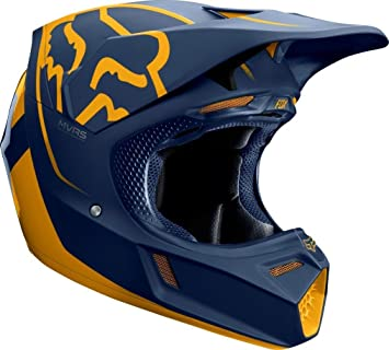 2019 Fox V3 Kila - Casco de Motocross para Adulto (Talla XL, 61 a