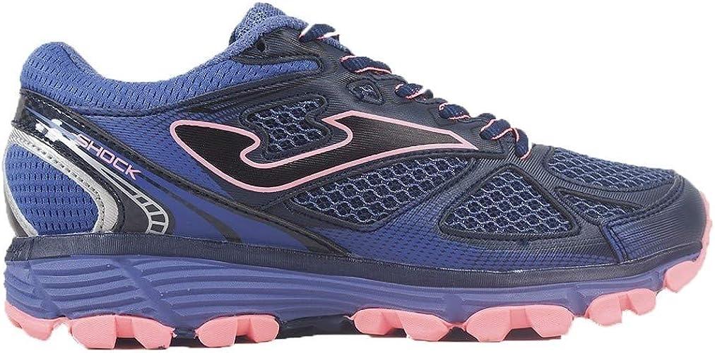 Zapatillas Deportivas para Mujer Joma Shock Lady 903 Marino - Color - Marino, Talla - 37: Amazon.es: Zapatos y complementos