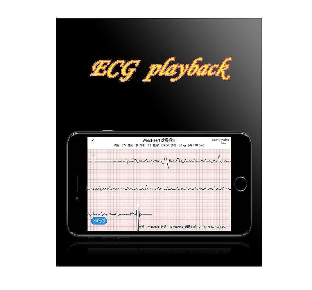 Rastreador de fitness multifunción elegante pulsera, Podómetro Ritmo cardíaco y monitor de sueño Led Impermeable Llame y masaje recordatorio, ...