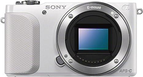 Sony NEX-3NLW - Cámara Evil de 16.0 MP (Pantalla de 3.0