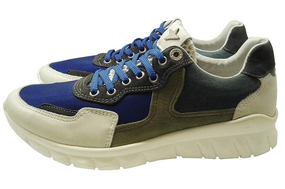 Cetti C1023 Herren Turnschuhe blau, grün - - - himmelblau 1bcb3f