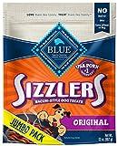 #9: Blue Sizzlers Bacon-Style Dog Treats