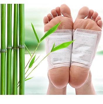 10 Stuck Detox Bambuspflaster Vitalpads Vital Bambus Pflaster