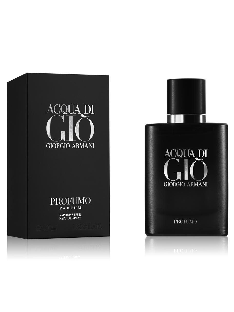 Giorgio Armani Giorgio Armani Acqua Di Gio Profumo 40ml (1.35oz) Parfum Vapo., 1.35 Fluid Ounce