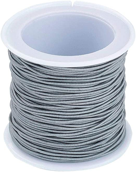 Elastic Stretchy Beading Thread Cord Bracelet String For Jewelry Making AO