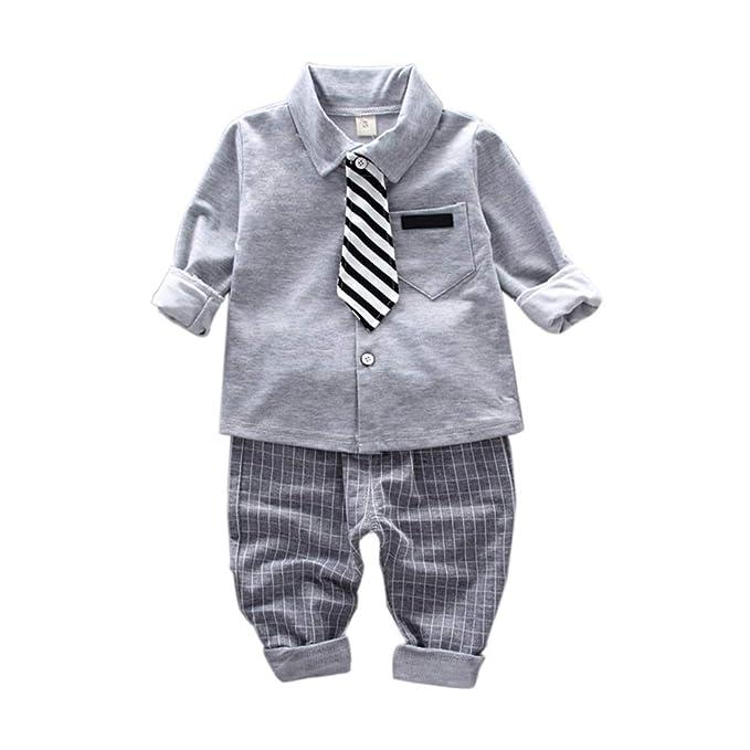 Gyratedream Ropa Niños Conjuntos 1-5 Años Niños Tops Pantalones ...