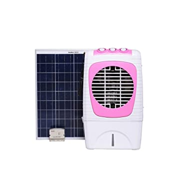 Solar AC/DC Cooler Combo By Indus Solar Solutions: Amazon in