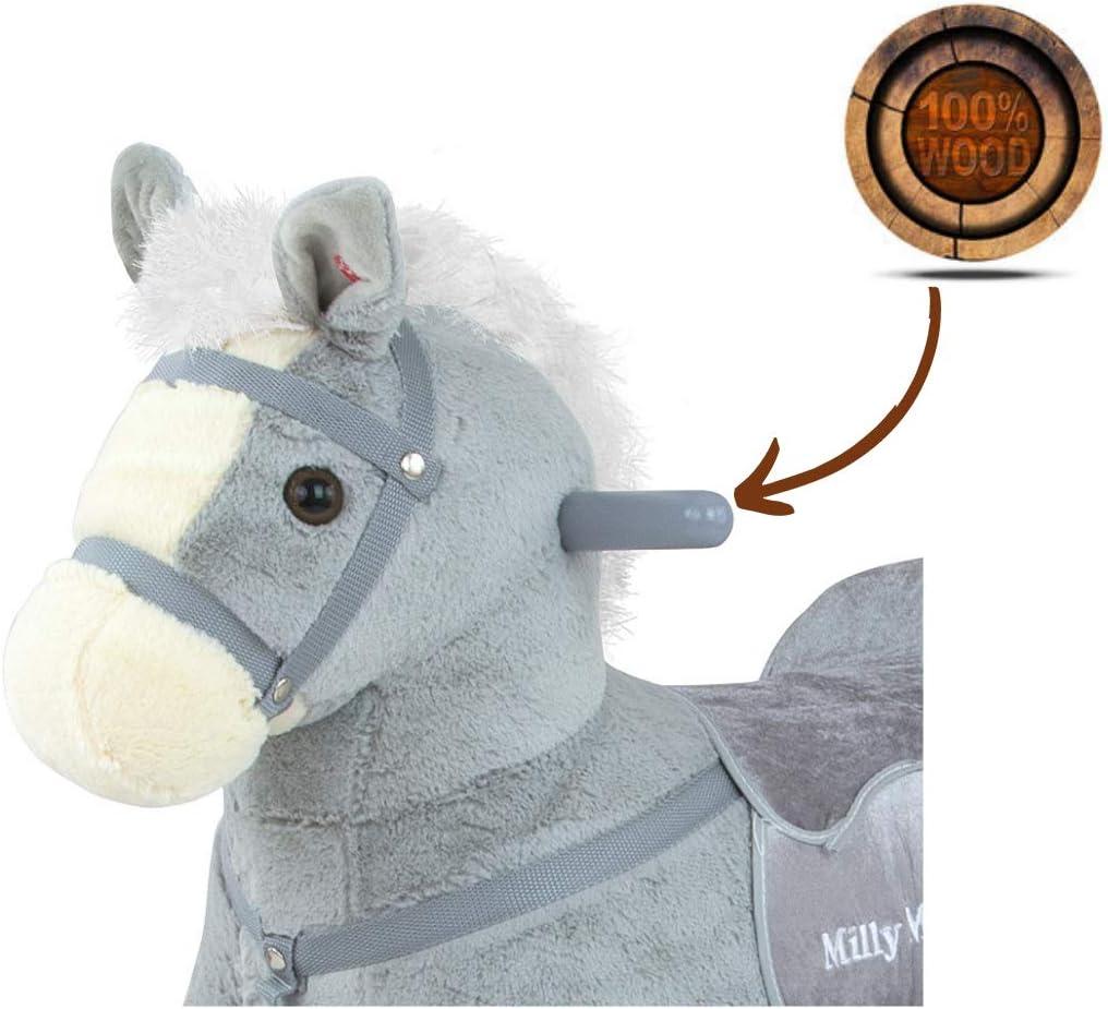 Gris Milly Mally 5901761123944/koń Pepe Gray