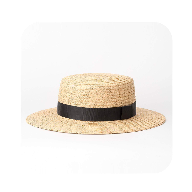 1 Hat Sun Hat Women Fashion Summer Beach Hats for Ladies Quality Hats,