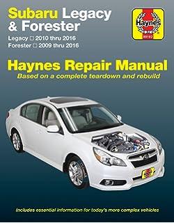 Subaru impreza 2002 thru 2011 impreza wrx 2002 thru 2014 impreza haynes repair manual for subaru legacy 10 16 forester fandeluxe Gallery