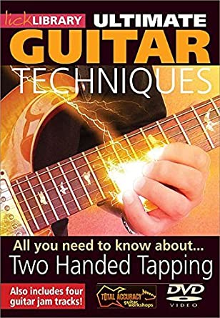 Amazon.com: Ultimate Guitar Techniques All You Need To Know ...