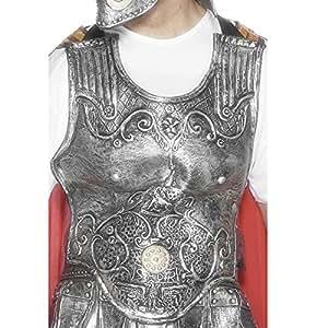 Smiffys - Disfraz romano, armadura pectoral
