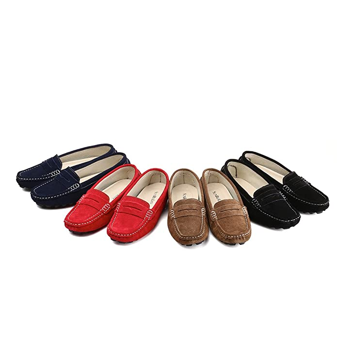 LIGHTENING DEAL! SUPER COMFORTABLE WOMEN'S SUEDE LOAFERS!