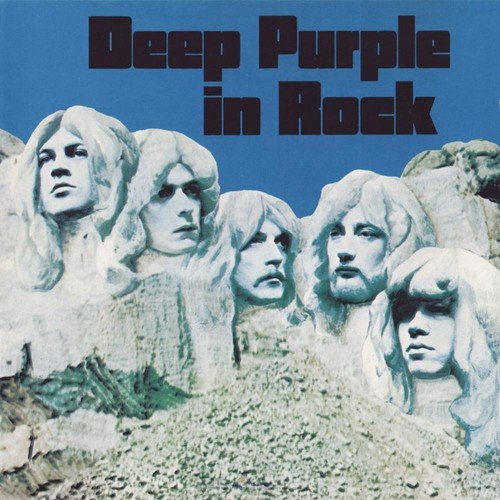 Image result for deep purple in rock