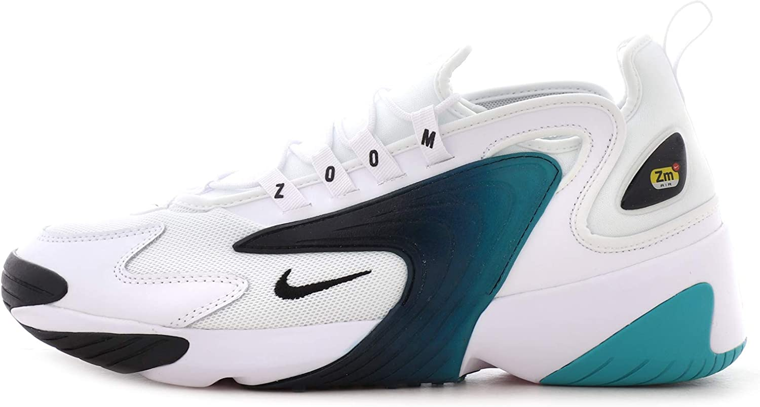 Nike Men s Zoom 2K AO0269-106 White Black-Teal-Nebula