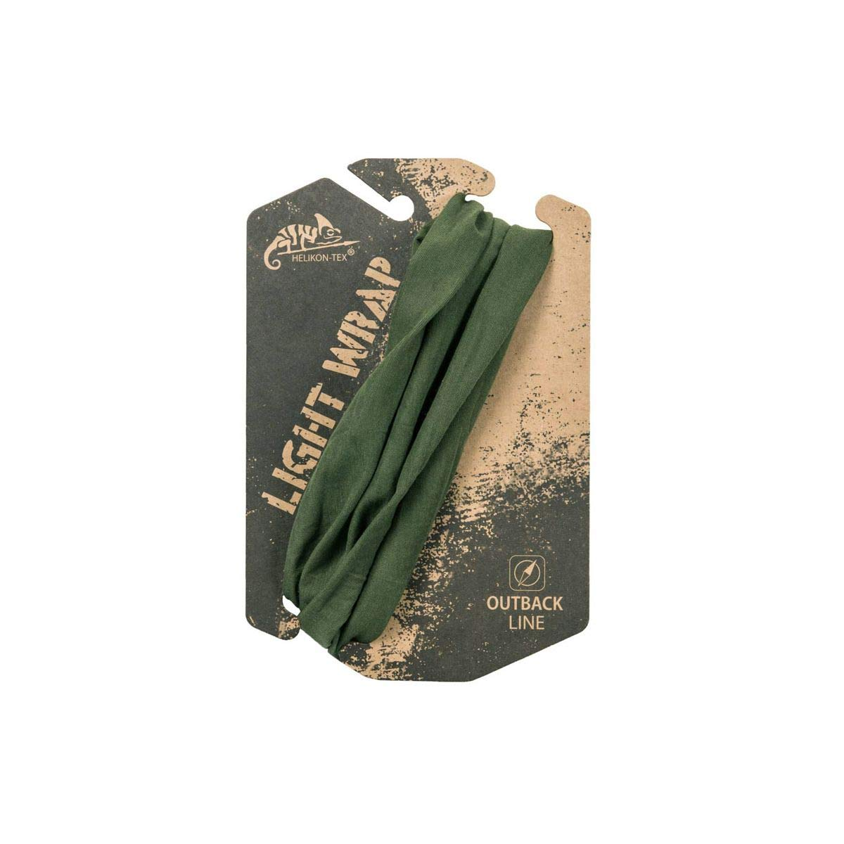 Tour de cou multifonction vert olive Helikon