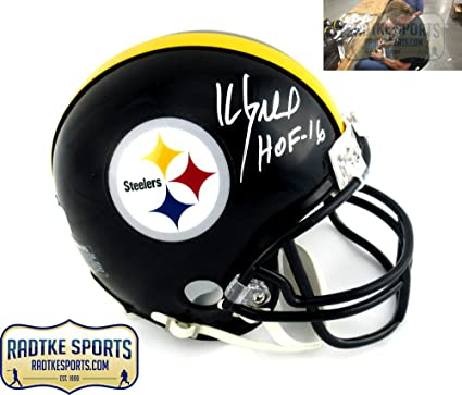 cf52e2e8df0 Image Unavailable. Image not available for. Color  Kevin Greene Autographed Signed  Pittsburgh Steelers ...