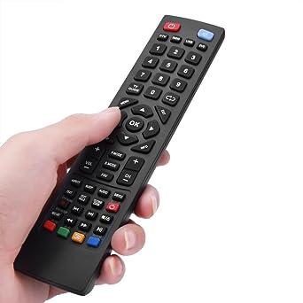 Controlador remoto universal, controlador de control remoto universal Smart TV para Alba Bush/Technika/E-Motion: Amazon.es: Industria, empresas y ciencia
