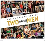 Two and a Half Men The Complete Series ~ Season 1-12 DVD