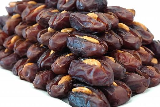 Bateel USA Khidri Dates Caramelized Almond: Amazon.com ...