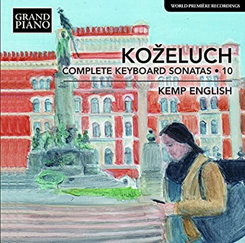 Complete Keyboard Sonatas - Complete Keyboard Music