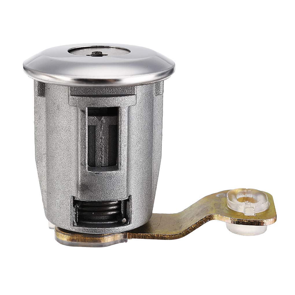 Bomcomi Barrel Lock Set Sportello dauto per Peugeot 252522 per Lock Set per Peugeot Partner Xsara Citroen Berlingo 252522 9170.G3 9170.CW