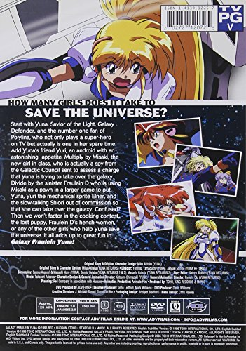 Galaxy Fraulein Yuna Vol 1