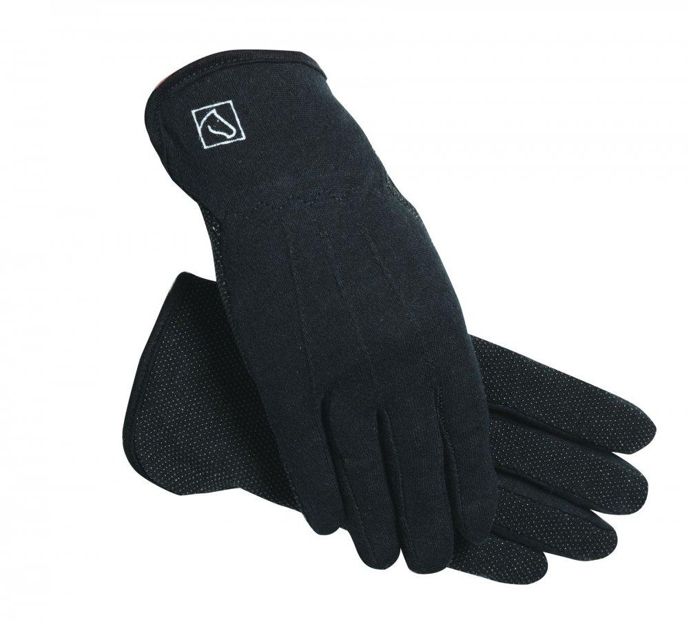 SSG Slip On Gripper Glove (Style 5300) - Black 8