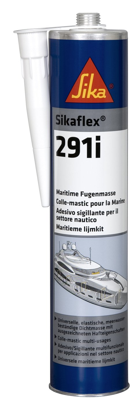 Osculati 65.289.08 - Sikaflex 291 bianco 300 ml (Sikaflex 291 white 300 ml