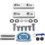 Supreme Suspensions - Sway Bar Brackets For 2005-2020 Tacoma 2003-2009 4Runner and 2007-2009 FJ Cruiser 2WD 4WD High…