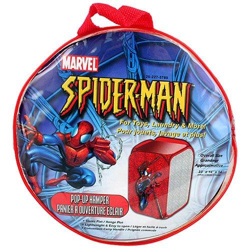 Spider-Man Pop-Up Hamper