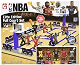 The Bridge Direct NBA Elite Edition Full Court Set