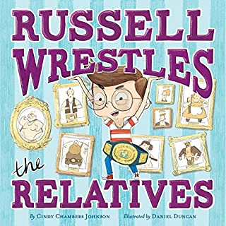 Book Cover: Russell Wrestles the Relatives