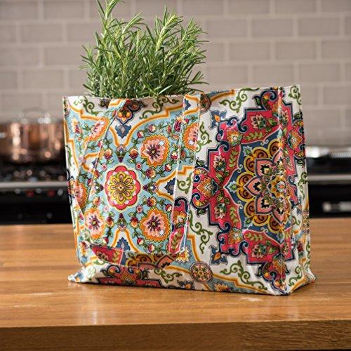 Ulster Weavers 30,5x 37x 13cm marocchino piastrelle in PVC, borsa a tracolla