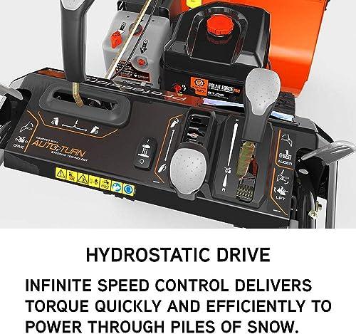 Ariens Professional RapidTrak 32 420cc Track Drive Snow Blower 926069