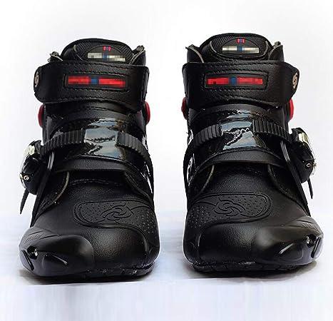 de Bottes Blindés Bottes Moto de NHX Sports imperméables DeEH2W9IY